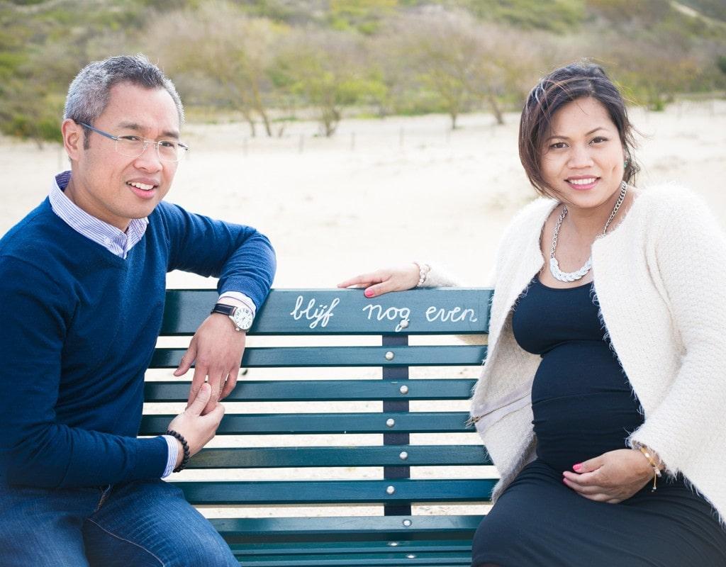IMG 3815 1024x800 - Zwangerschapsfotografie van Sophie & Jerrel