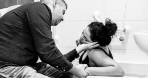 Geboortefotograaf ziekenhuis partner